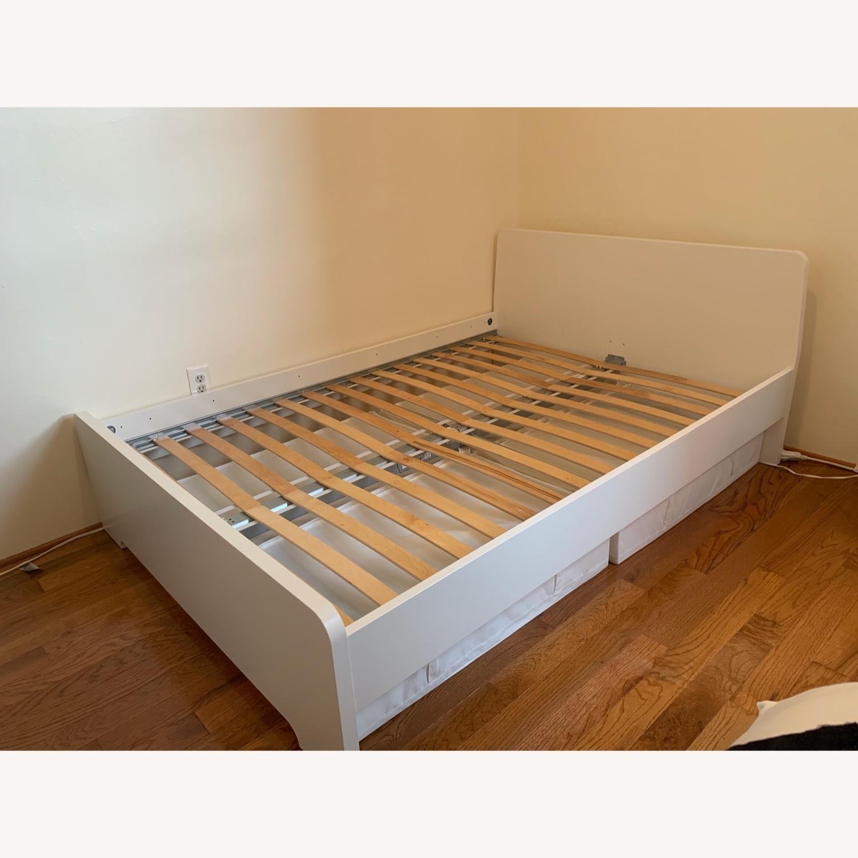 IKEA ASKVOLL Bed Frame Full - image-3