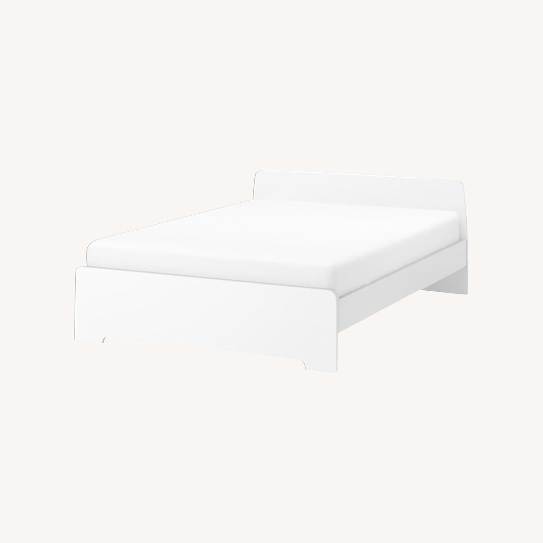 IKEA ASKVOLL Bed Frame Full - image-0