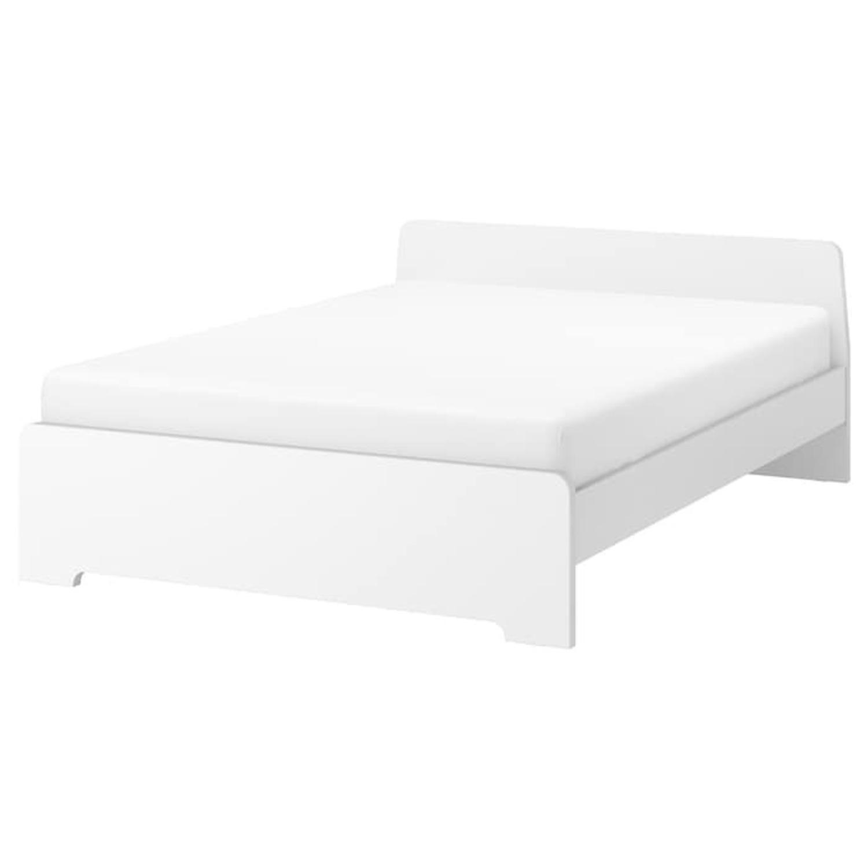 IKEA ASKVOLL Bed Frame Full - image-1