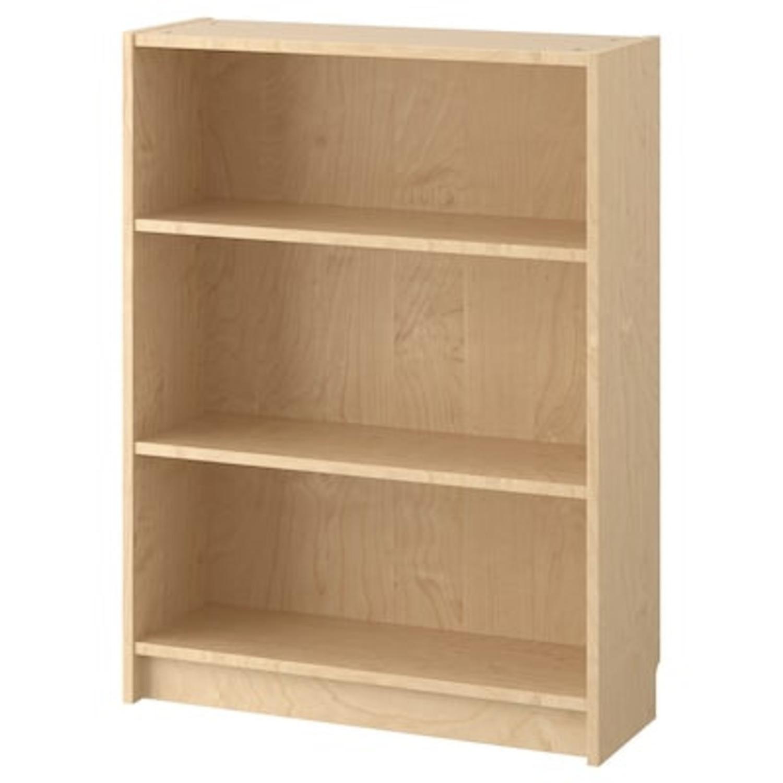 IKEA Billy Bookcase Birch Veneer - image-1