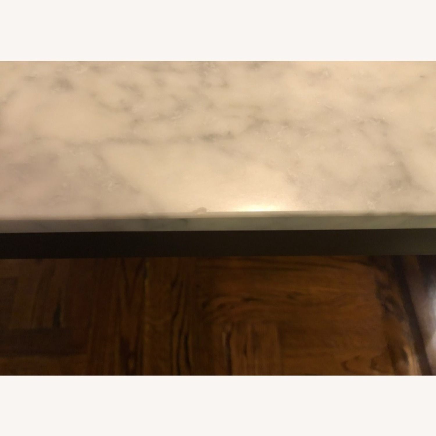 West Elm Marble Dining Table - image-4