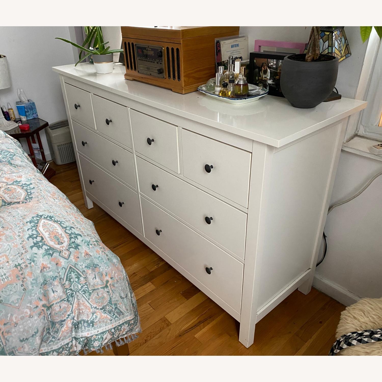 IKEA Hemnes Dresser- White - image-2