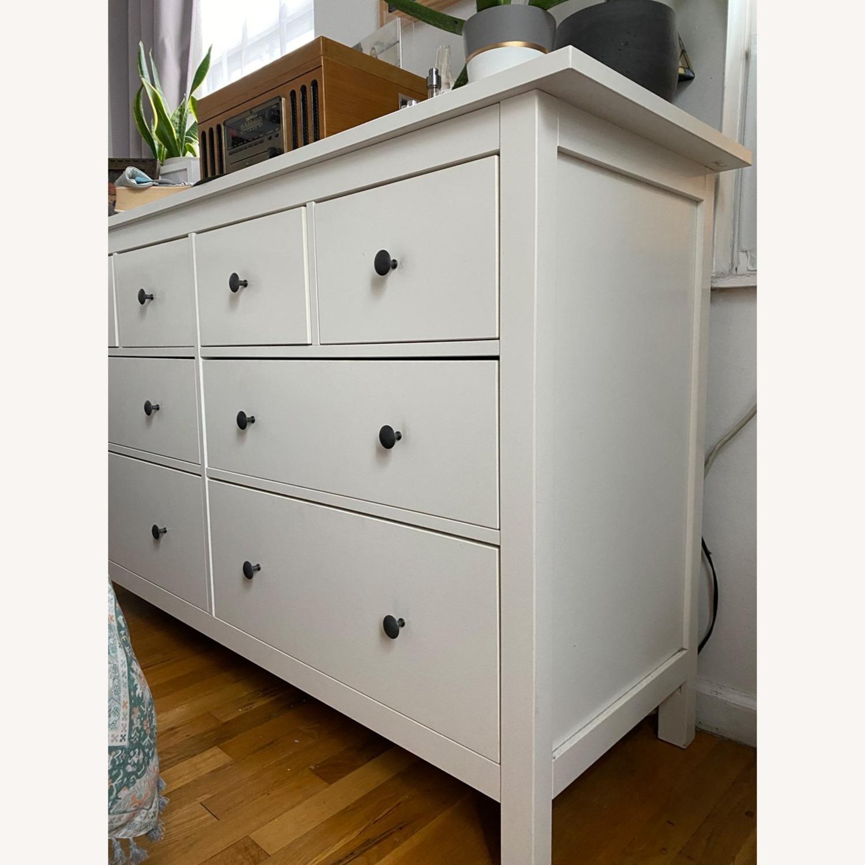 IKEA Hemnes Dresser- White - image-4