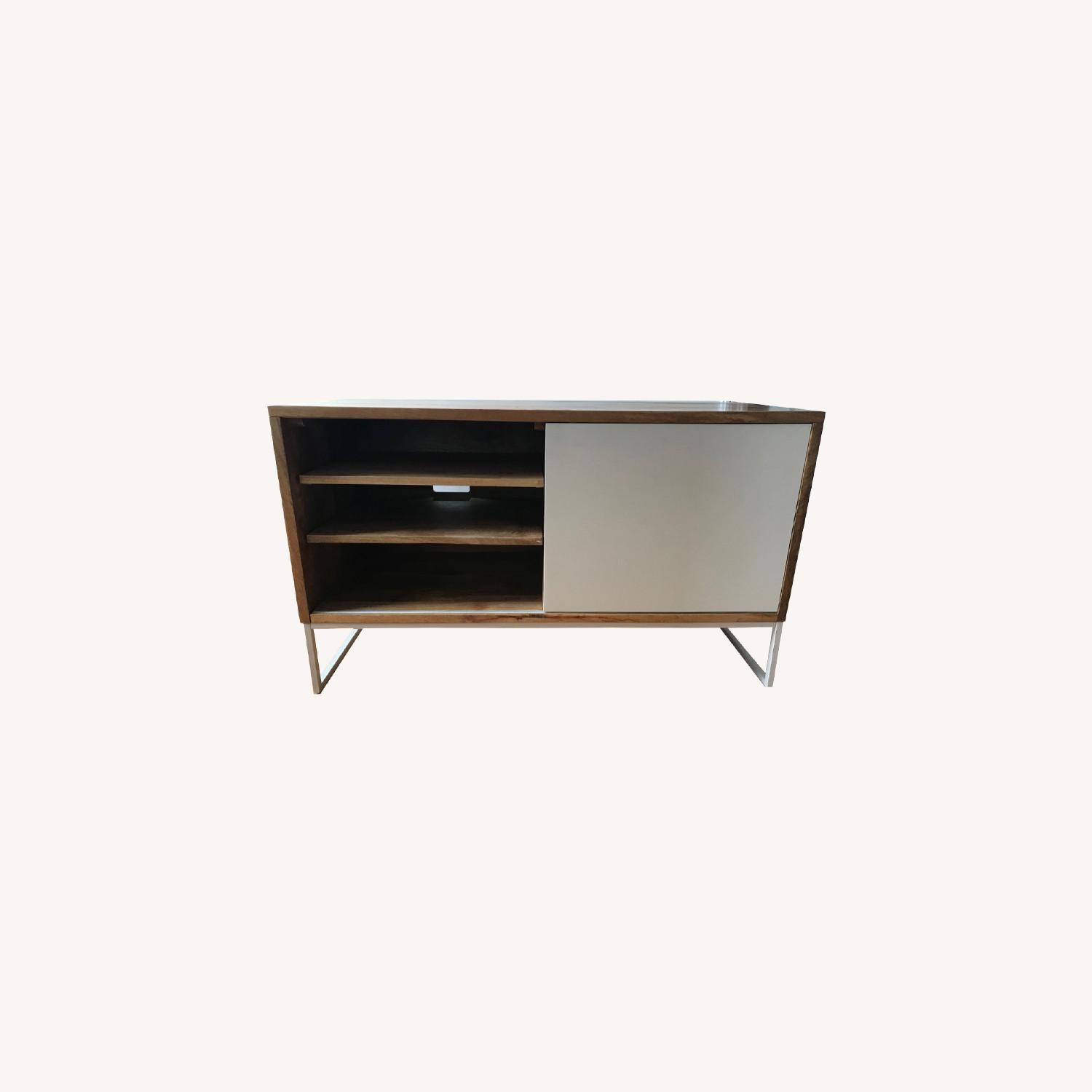 West Elm Console Table - image-0