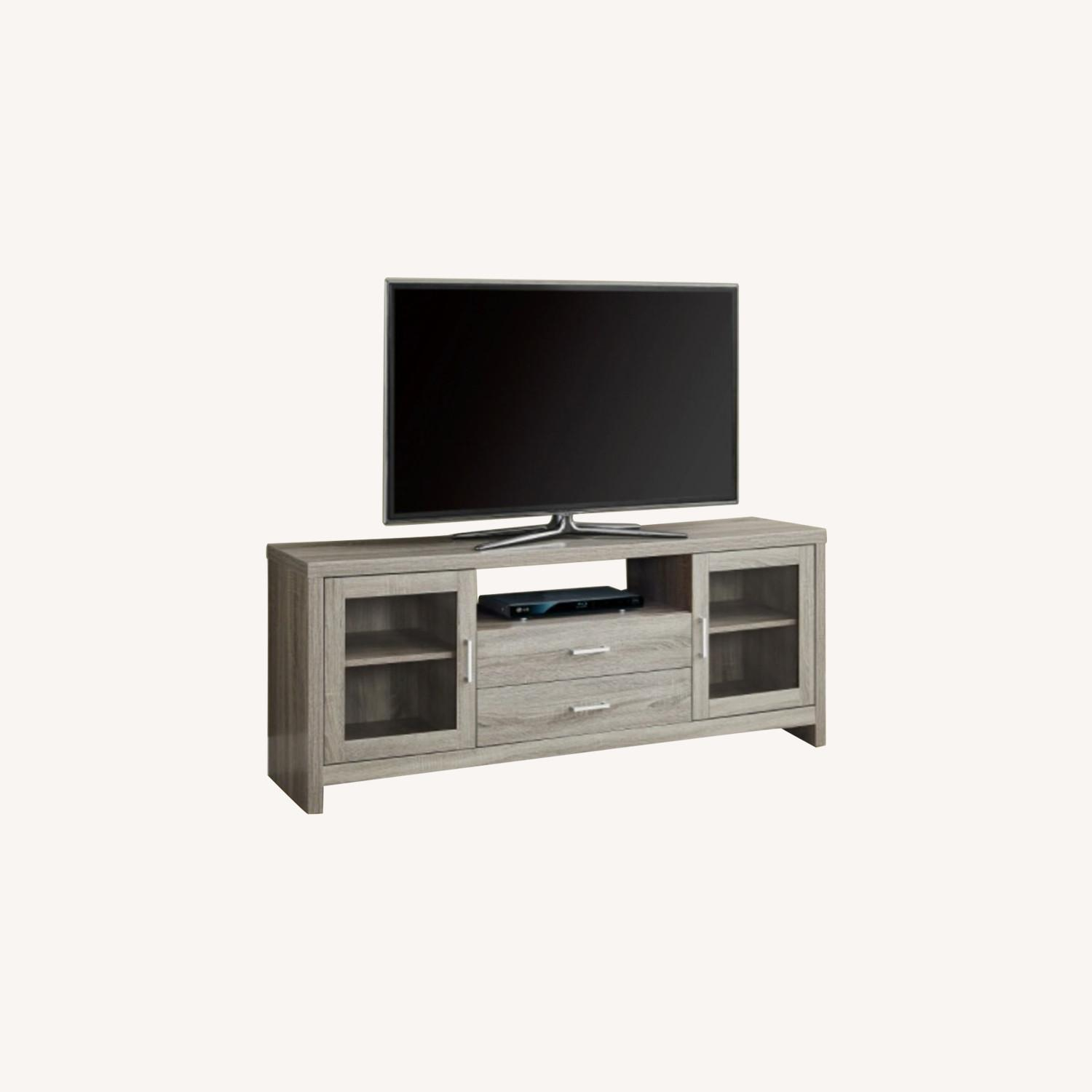 TV Stand with Storage - image-0