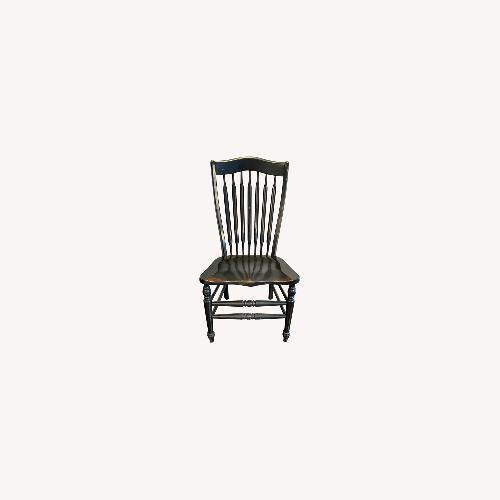 Used Five Vintage Nichols & Stone Windsor Chairs for sale on AptDeco