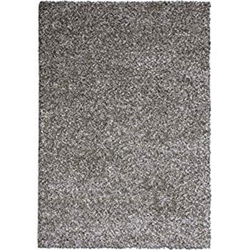 Used Grey Shag Area Rug for sale on AptDeco