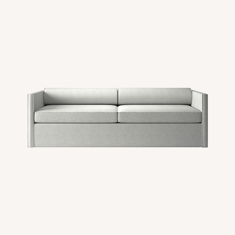CB2 Cassidy 3-seater Grey Sofa - image-0