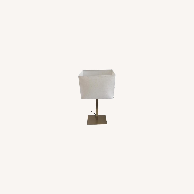 CB2 Joh Bronze Table Lamp - Set of 2 - image-0