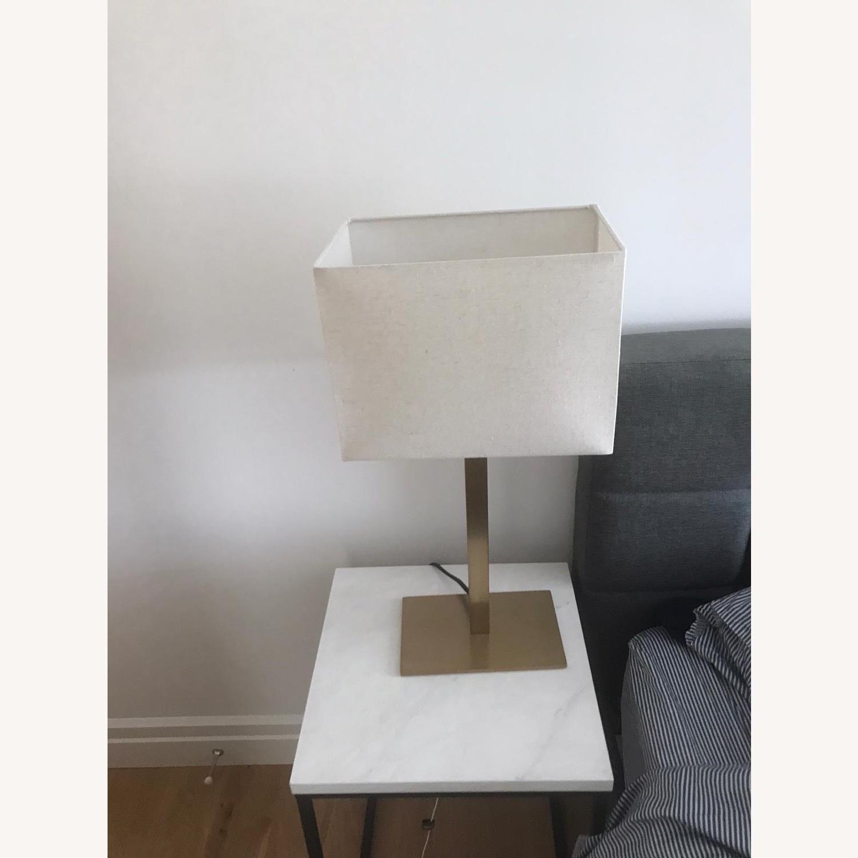 CB2 Joh Bronze Table Lamp - Set of 2 - image-3