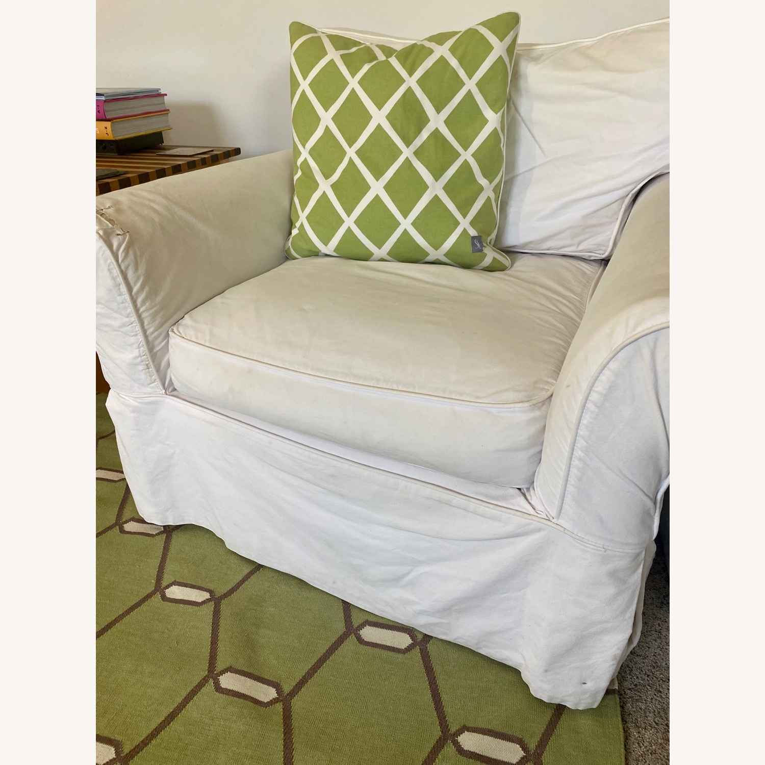 2 Crate & Barrel Chairs - image-1