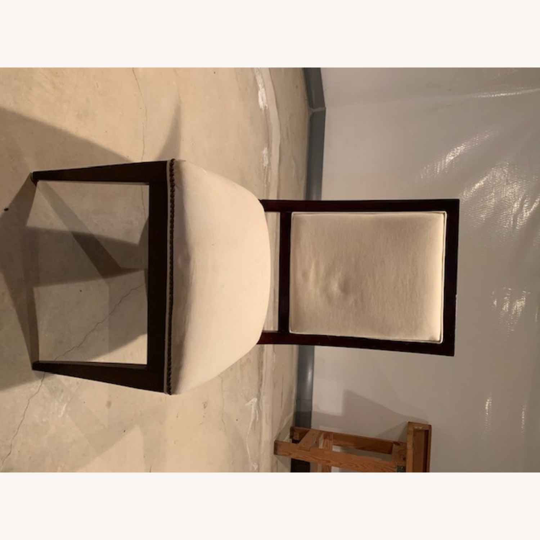 Restoration Hardware Dining Chairs - image-5