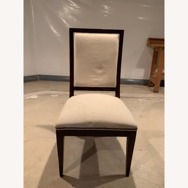 Restoration Hardware Dining Chairs - image-4