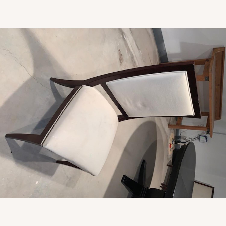 Restoration Hardware Dining Chairs - image-7