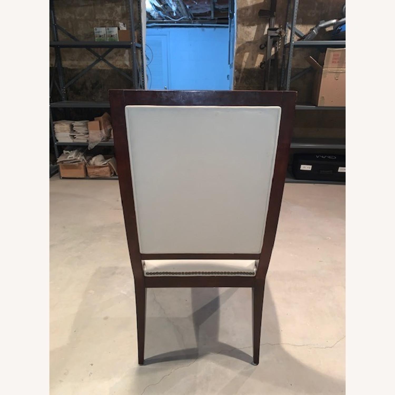 Restoration Hardware Dining Chairs - image-9