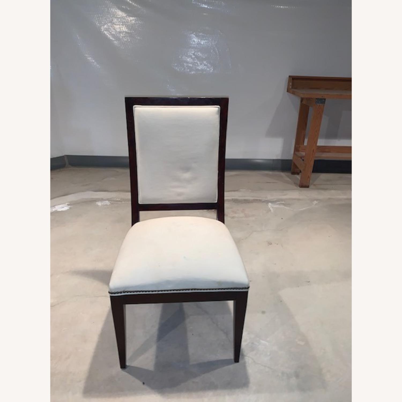 Restoration Hardware Dining Chairs - image-1