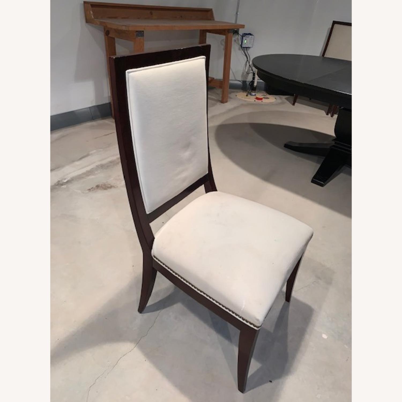 Restoration Hardware Dining Chairs - image-3