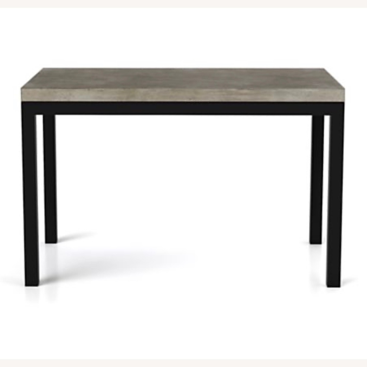 Crate & Barrel 2 Concrete Dining Tables - image-15