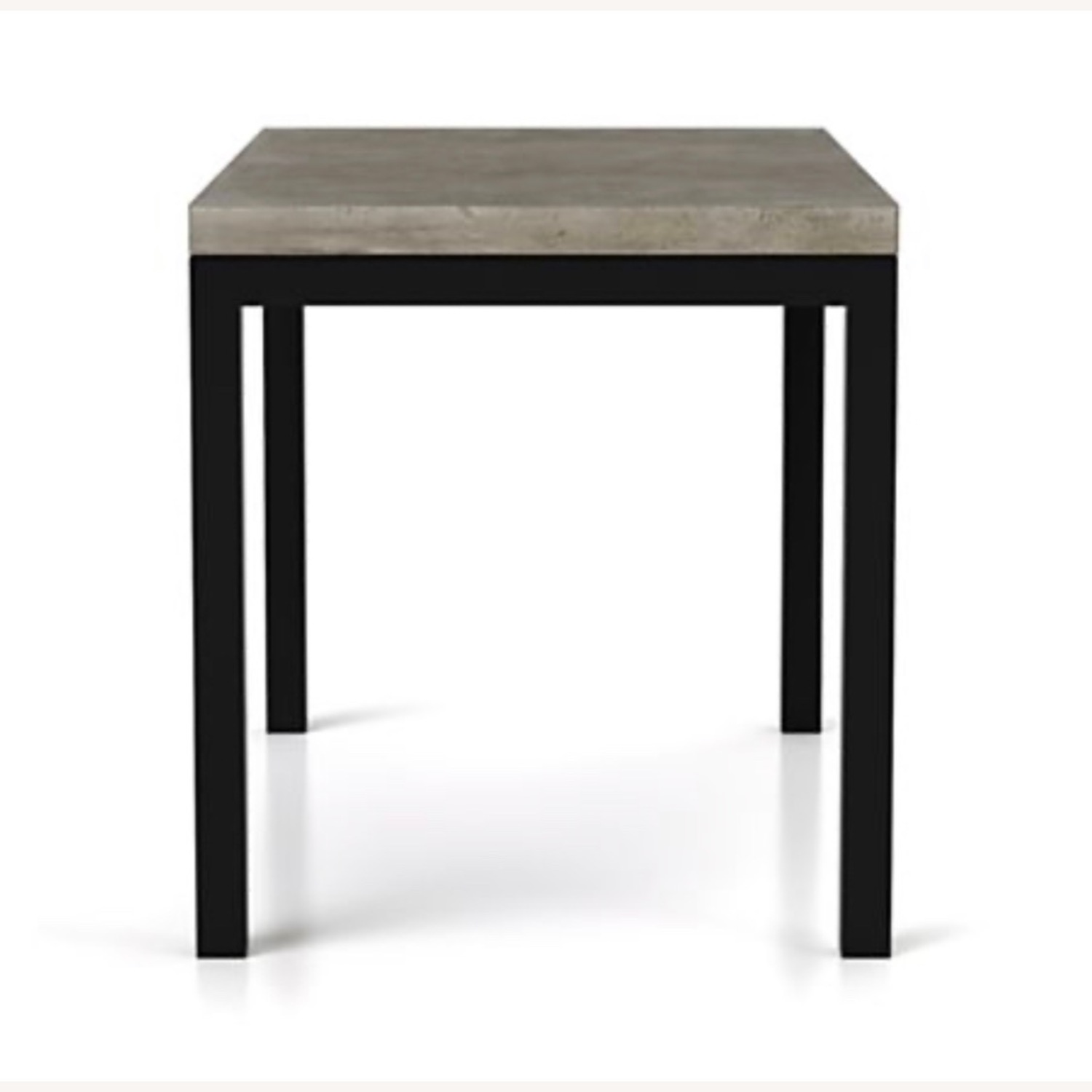 Crate & Barrel 2 Concrete Dining Tables - image-16
