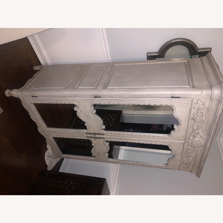 Restoration Hardware Adelaide Armoire - image-2