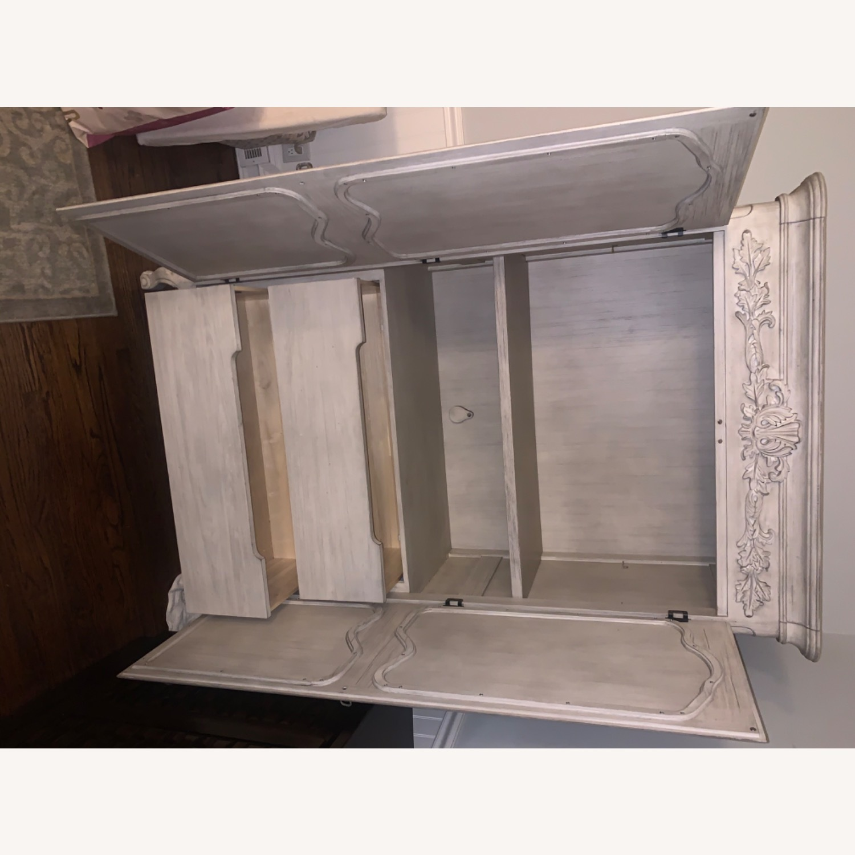 Restoration Hardware Adelaide Armoire - image-3