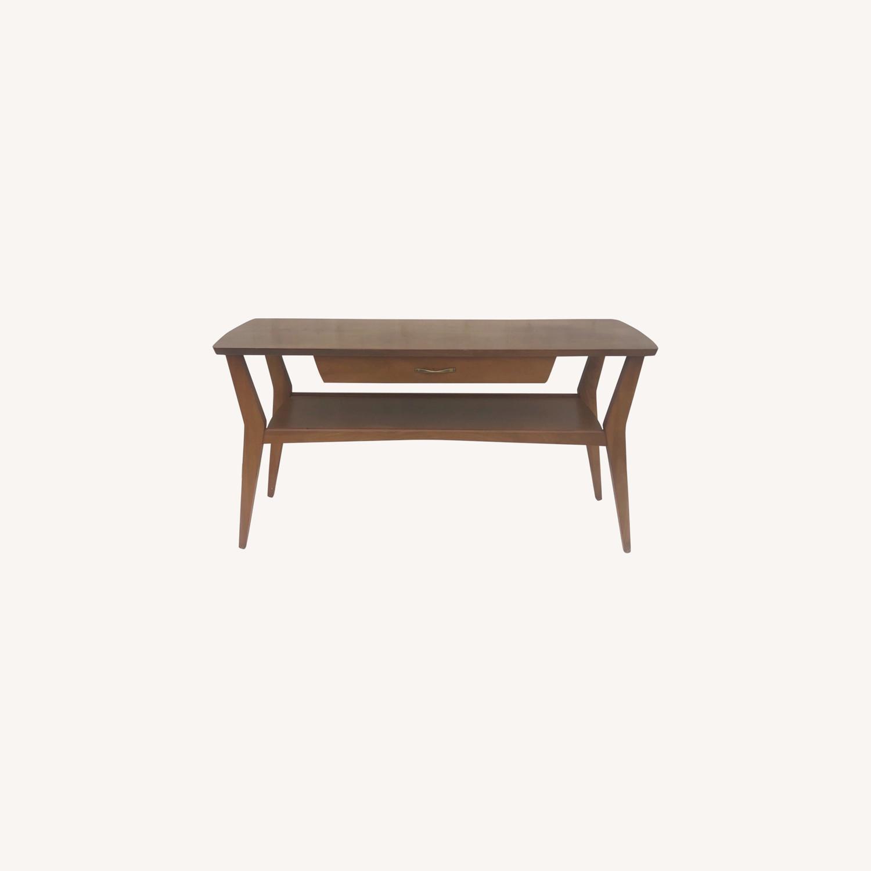 Image of: Mid Century Coffee Table By Mersman Aptdeco