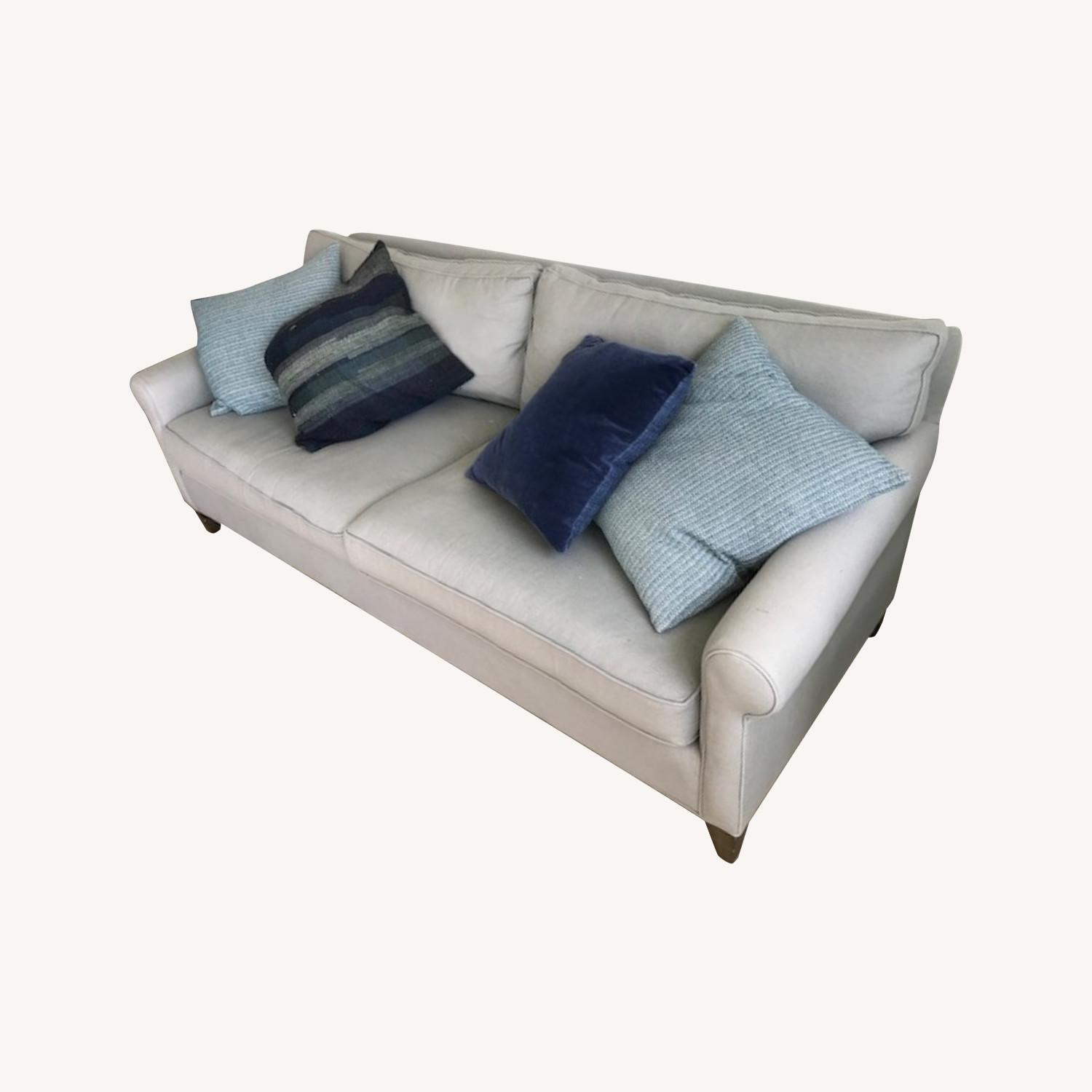 Crate & Barrel Montclair Sofa - image-0