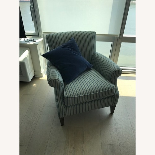 Used Crate & Barrel Elyse Chair for sale on AptDeco