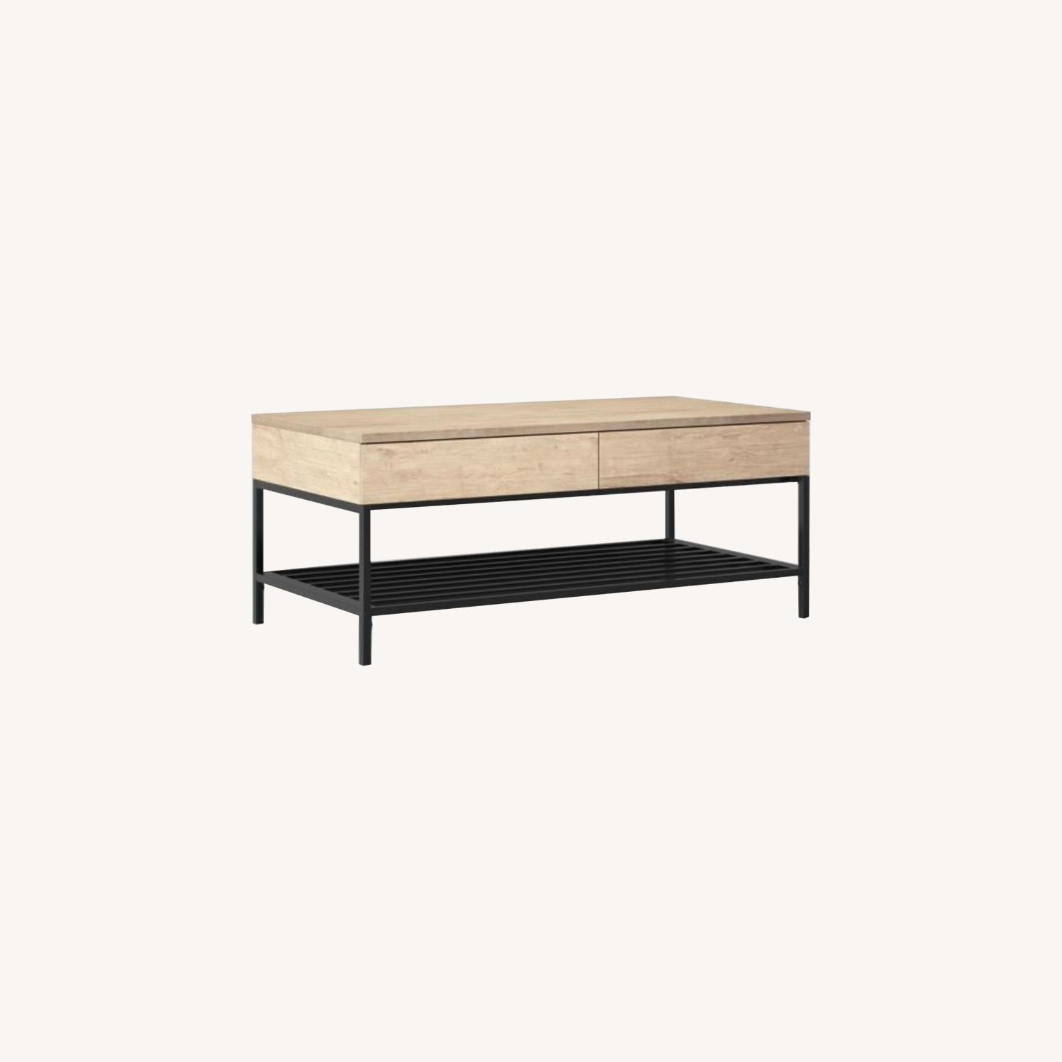 Target Coffee Table with Storage - image-0