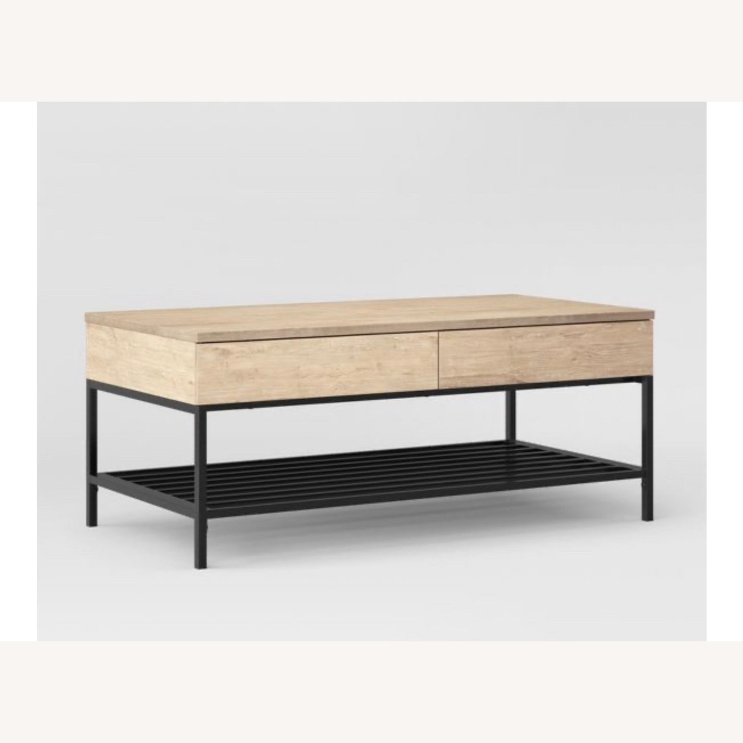 Target Coffee Table with Storage - image-1