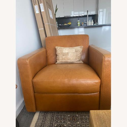 Used Bloomingdale's Chaise Lounge Sofa for sale on AptDeco