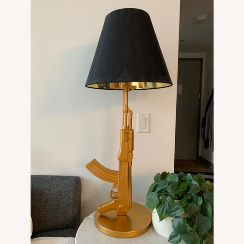 Used Zuo Artemis Table Lamp for sale on AptDeco