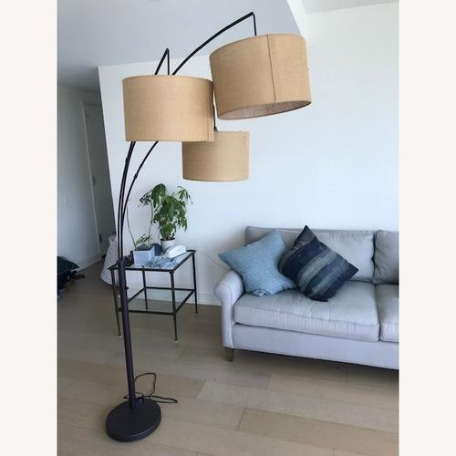 Used Three Headed Lamp for sale on AptDeco
