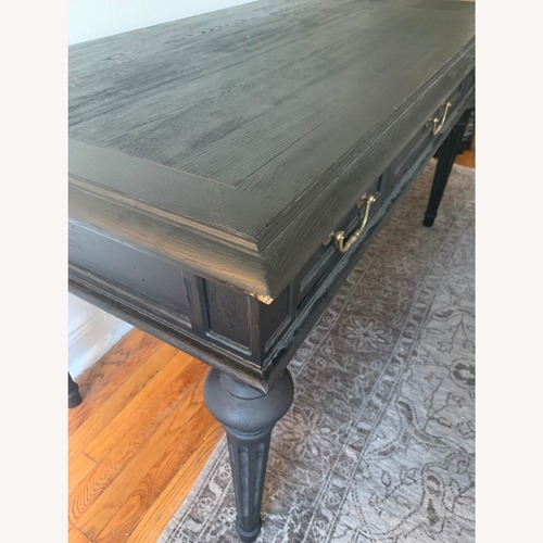 Used Restoration Hardware French Partner's Desk for sale on AptDeco