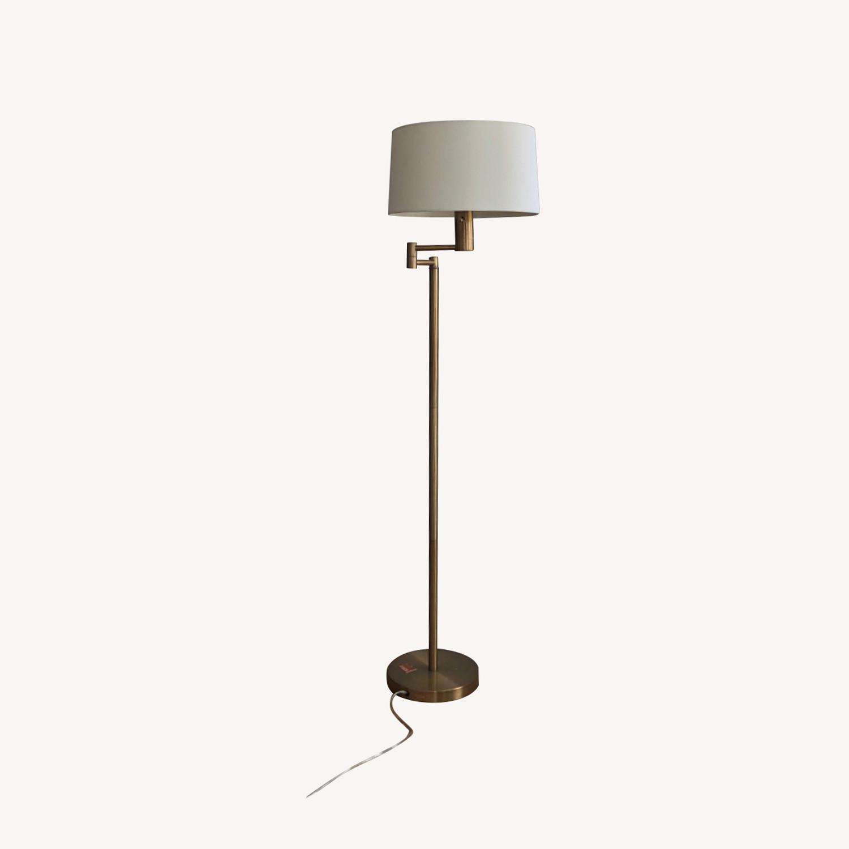 Ralph Lauren 2 Classical Winged-Arm Lamps - image-0