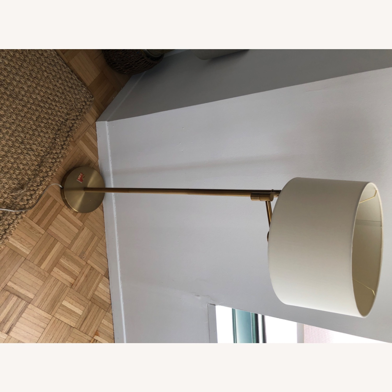 Ralph Lauren 2 Classical Winged-Arm Lamps - image-5