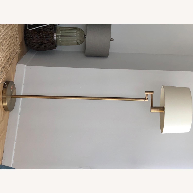 Ralph Lauren 2 Classical Winged-Arm Lamps - image-6