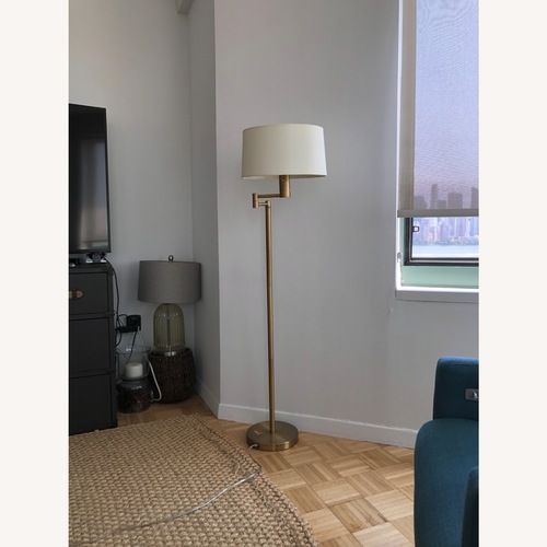 Used Ralph Lauren 2 Classical Winged-Arm Lamps for sale on AptDeco