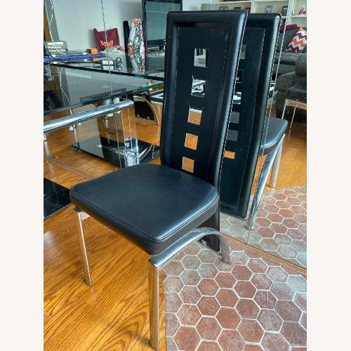 Used Modern Dining Room Table Chairs for sale on AptDeco