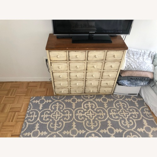 Used Pottery Barn TV Stand/Storage for sale on AptDeco