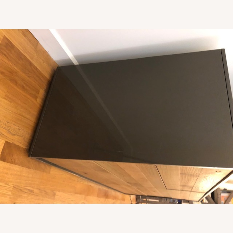 Crate & Barrel Cas Modern Rustic Dresser - image-3
