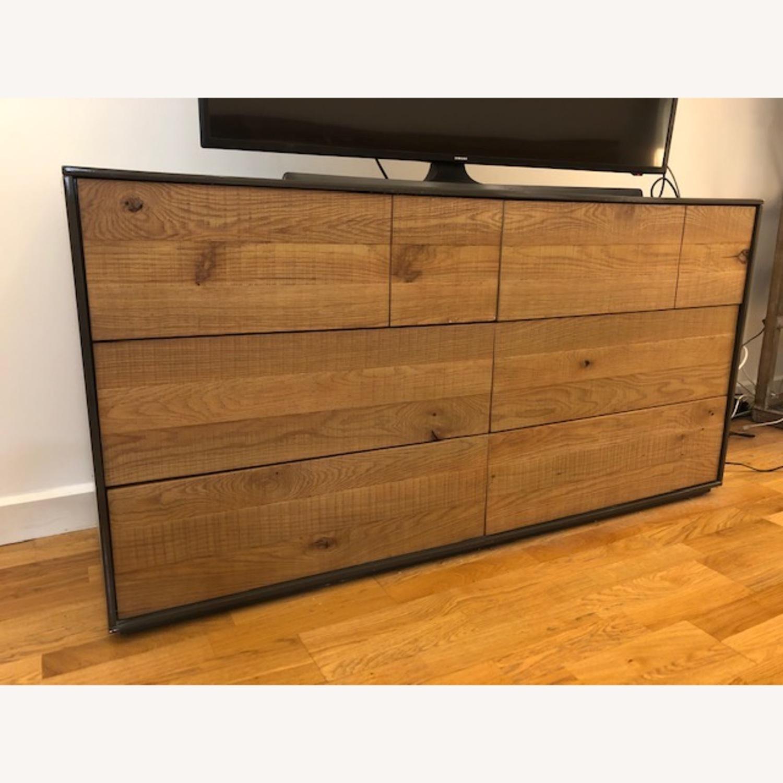 Crate & Barrel Cas Modern Rustic Dresser - image-2