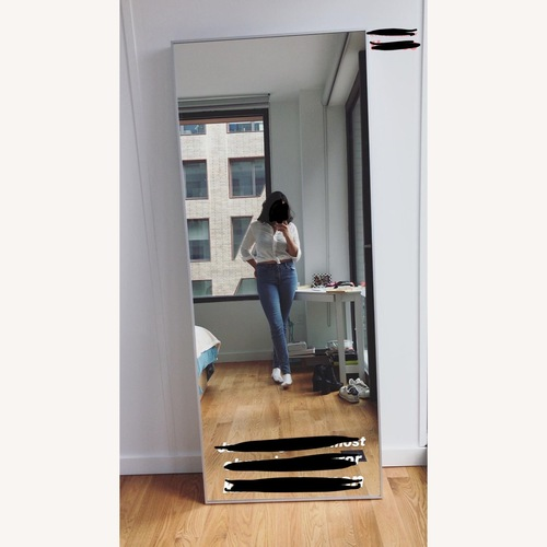 Used IKEA Hovet Full Size Mirror for sale on AptDeco