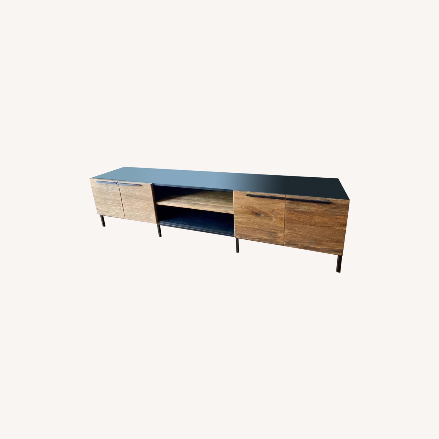 Crate & Barrel Rigby Media Console - image-0