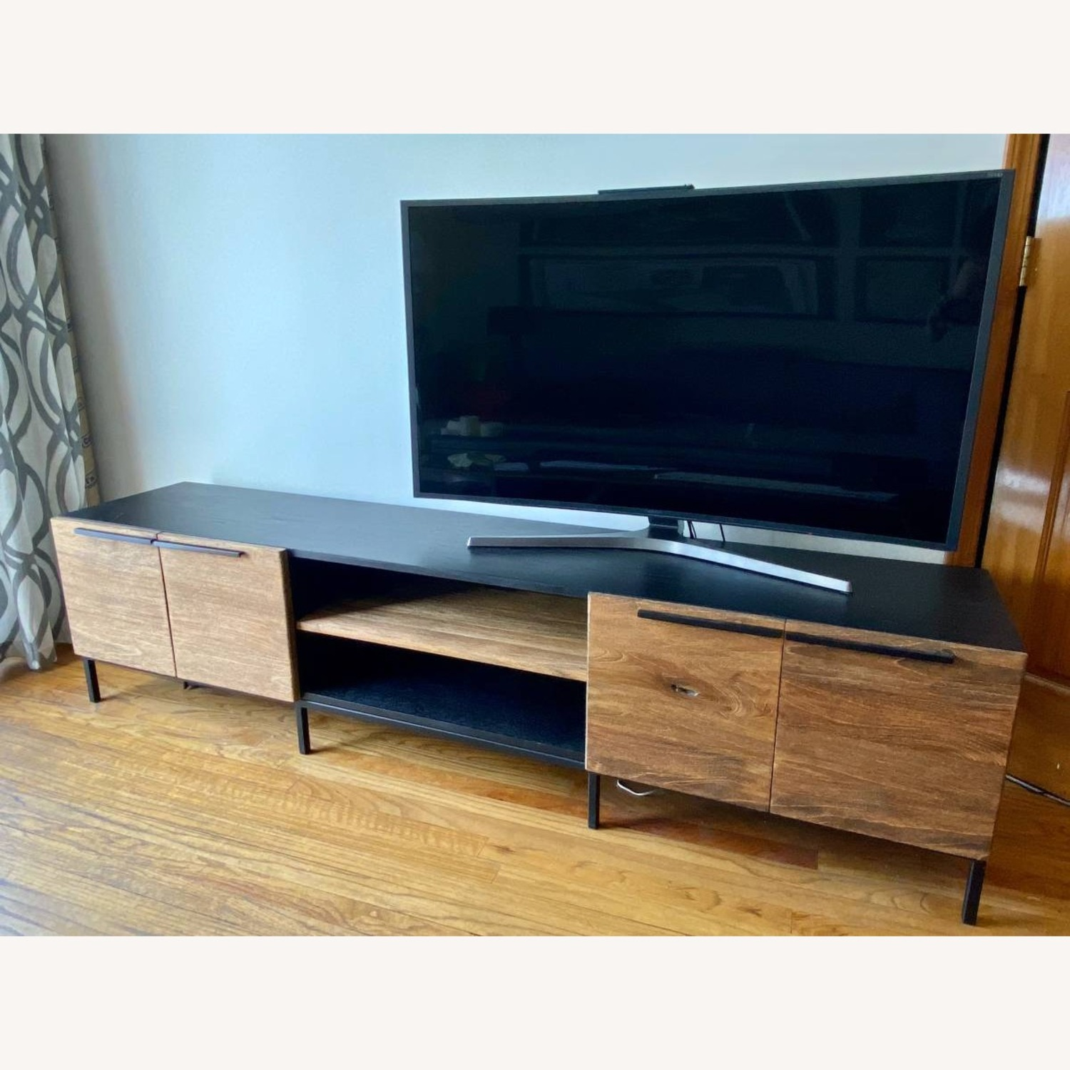 Crate & Barrel Rigby Media Console - image-1