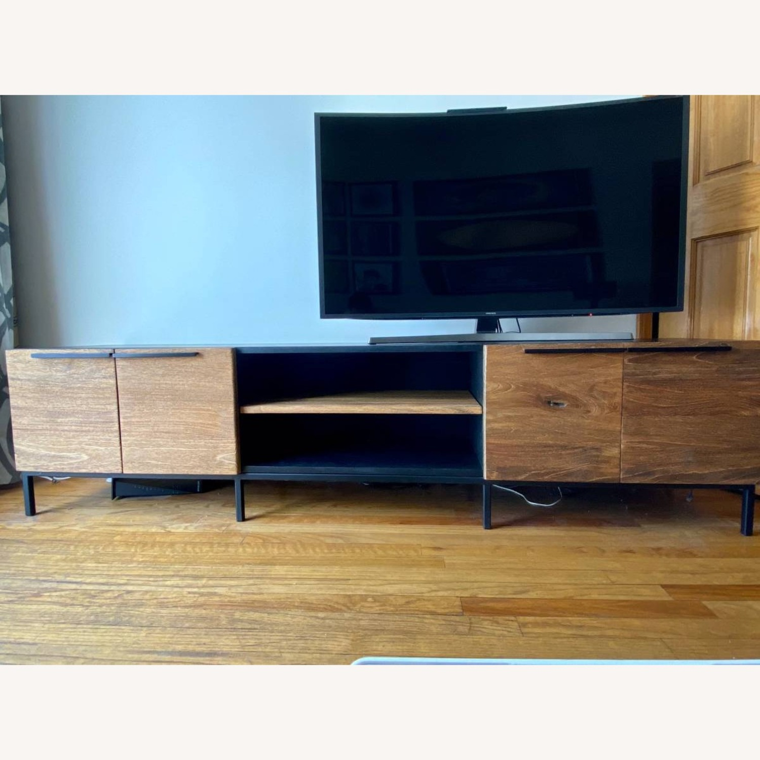 Crate & Barrel Rigby Media Console - image-2