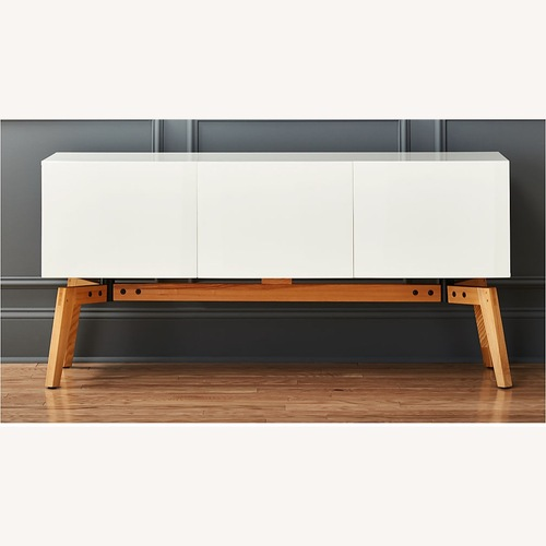 Used CB2 Alba Credenza for sale on AptDeco
