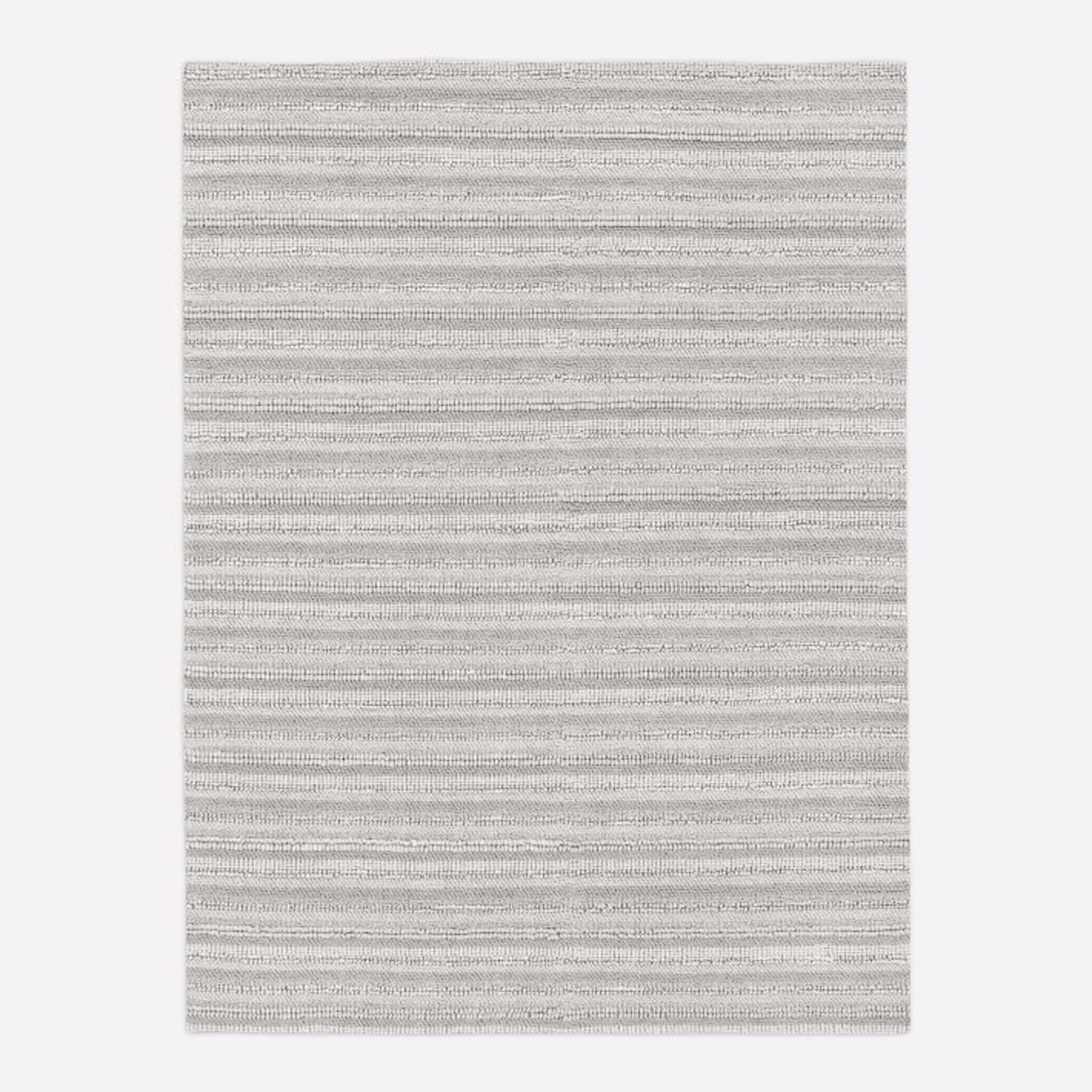 West Elm Stitched Mix Sweater Rug - image-1