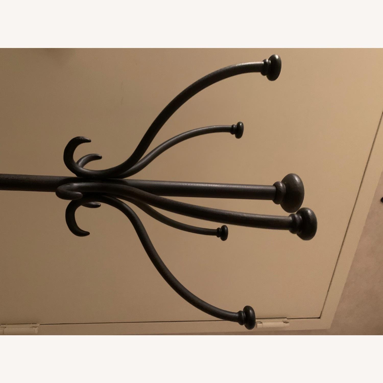 Pottery Barn Coat & Umbrella Stand - image-3
