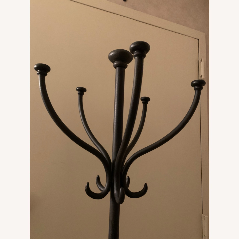 Pottery Barn Coat & Umbrella Stand - image-2